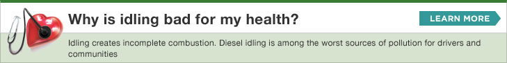 IdleAir Internal - Idling Health Hazards