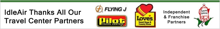 IdleAir Internal - Travel Center Partners